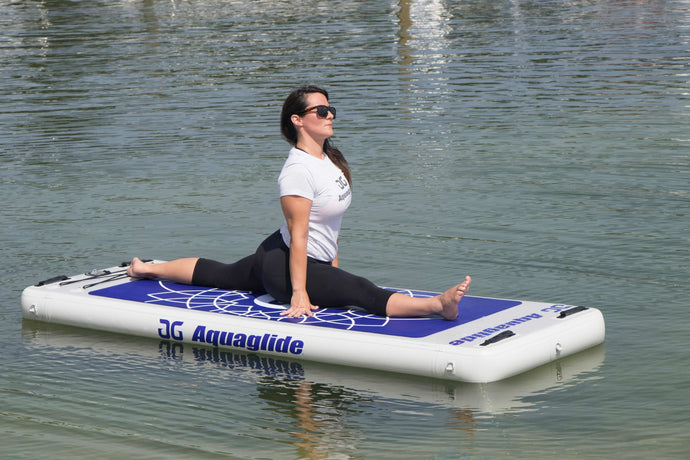 Aquaglide Aqua Trainer Yoga Mat - River To Ocean Adventures