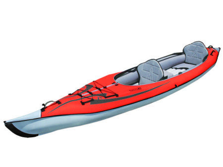 Advanced Elements Convertible 2-Person Inflatable Kayak - River To Ocean Adventures