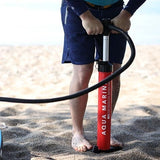 Aqua Marina Jombo Double Action High Pressure SUP Pump - River To Ocean Adventures