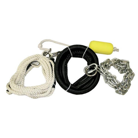 Aquaglide HD Anchor Connector Line Kit - River To Ocean Adventures
