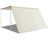 2.5X3M Car Awning  - Beige - River To Ocean Adventures