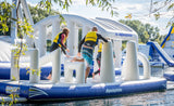 Aquaglide Blockade 20' - Obstacle Walkway - River To Ocean Adventures
