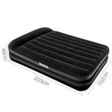 Bestway Queen Size Inflatable Air Mattress - Black - River To Ocean Adventures