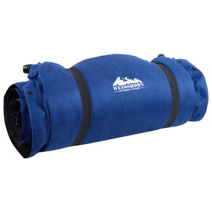 Weisshorn Single Size Self Inflating Matress - Blue - River To Ocean Adventures