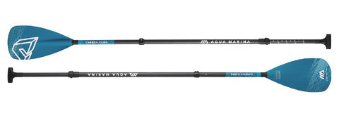 Aqua Marina 3-Piece Carbon Guide SUP Paddle 2021