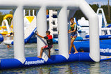 Aquaglide Neptune Inflatable Aquapark