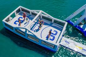 Aquaglide Arena 30 Inflatable Versatile Sports Court
