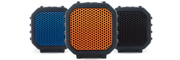Ecoxgear EcoPebble Waterproof Speaker - River To Ocean Adventures