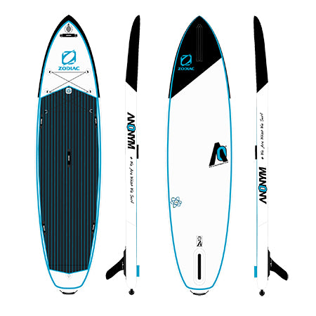 Zodiac Exploring Inflatable SUP Paddleboard - River To Ocean Adventures