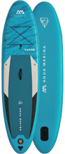 "Load image into Gallery viewer, Aqua Marina Vapor Inflatable SUP Paddleboard 10'4"" NEW 2021"