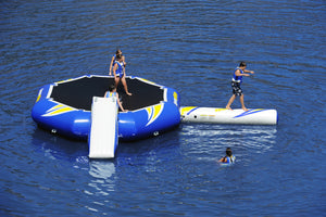 Aquaglide Inflatable I-Log 10' - River To Ocean Adventures