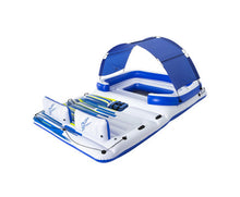 Load image into Gallery viewer, Bestway Tropical Breeze 6 Person Inflatable Floating Island