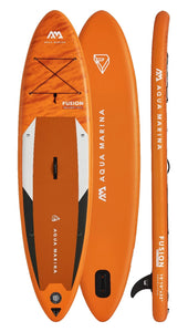 "Aqua Marina Fusion Inflatable Paddleboard SUP 10'10"" NEW 2021"