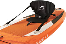 "Load image into Gallery viewer, Aqua Marina Fusion Inflatable Paddleboard SUP 10'10"" NEW 2021"