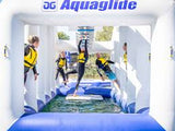 Aquaglide Monkey Dome Climbing Structure