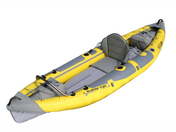 Advanced Elements StraitEdge Angler Inflatable Fishing Kayak - River To Ocean Adventures