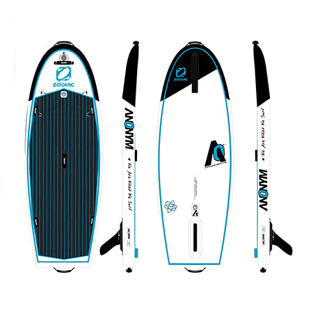 Zodiac Pocket Inflatable SUP Paddleboard - River To Ocean Adventures