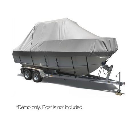 Waterproof Boat Cover - 19-21ft