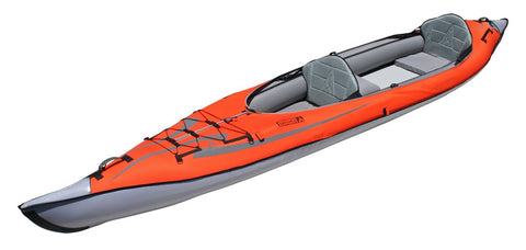 Advanced Elements Convertible ELITE 2-Person Inflatable Kayak - River To Ocean Adventures