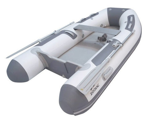 Zodiac Cadet Aero Boat - Inflatable Floor 350 - River To Ocean Adventures