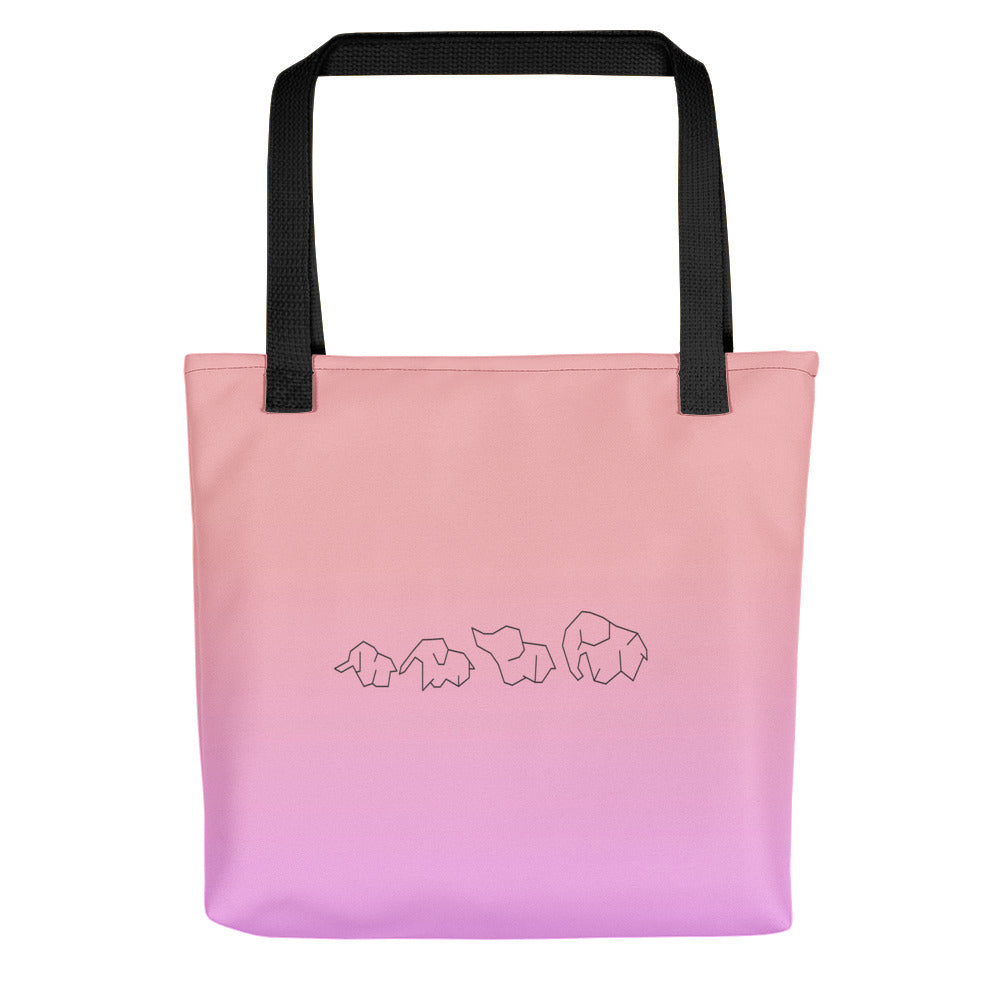 Peachy Tote Bag - KAMASTÉ