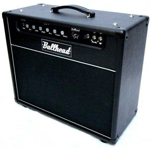 "2018 Bullhead Amplification ""Lead Sled"" 1x12 Combo"