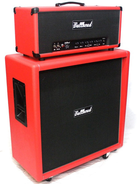 "2018 Bullhead Amplification ""Matador"" Head"