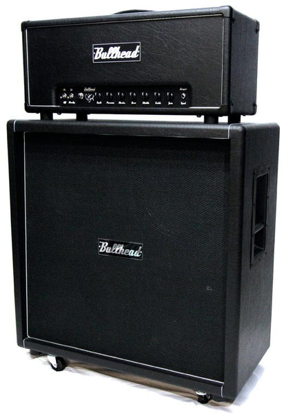 Bullhead Amplification Scorpio Amp Head and Celestion Loaded 4x12
