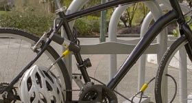 Via Velo 2-in-1 Heavy Duty Bicycle Lock System