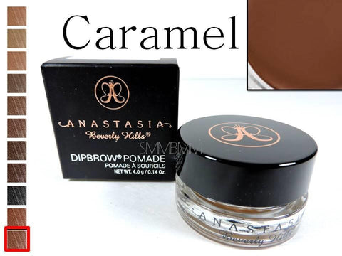 Anastasia Beverly Hills DIPBROW Pomade Caramel Waterproof Eyebrow Full Sz 4g NEW