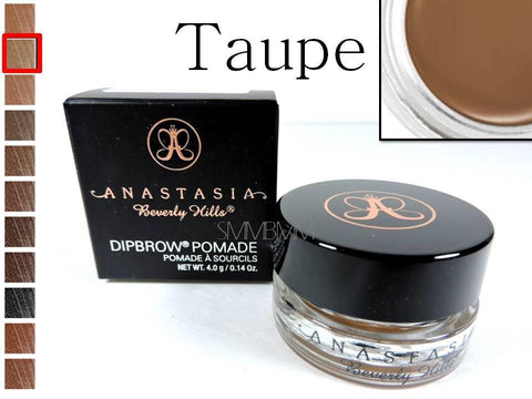 Anastasia Beverly Hills DIPBROW Pomade Taupe Waterproof Eyebrow 4g Full Size NEW