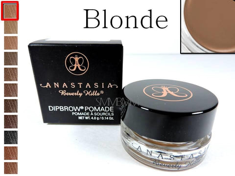 Anastasia Beverly Hills DIPBROW Pomade 'Blonde' Waterproof Eyebrow Full 4g NEW