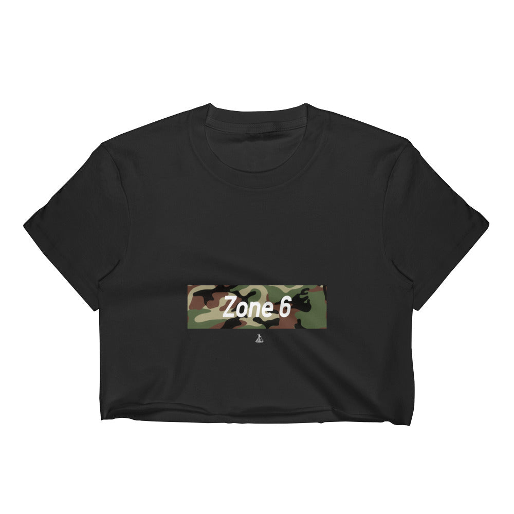 Zone 6 Crop Top