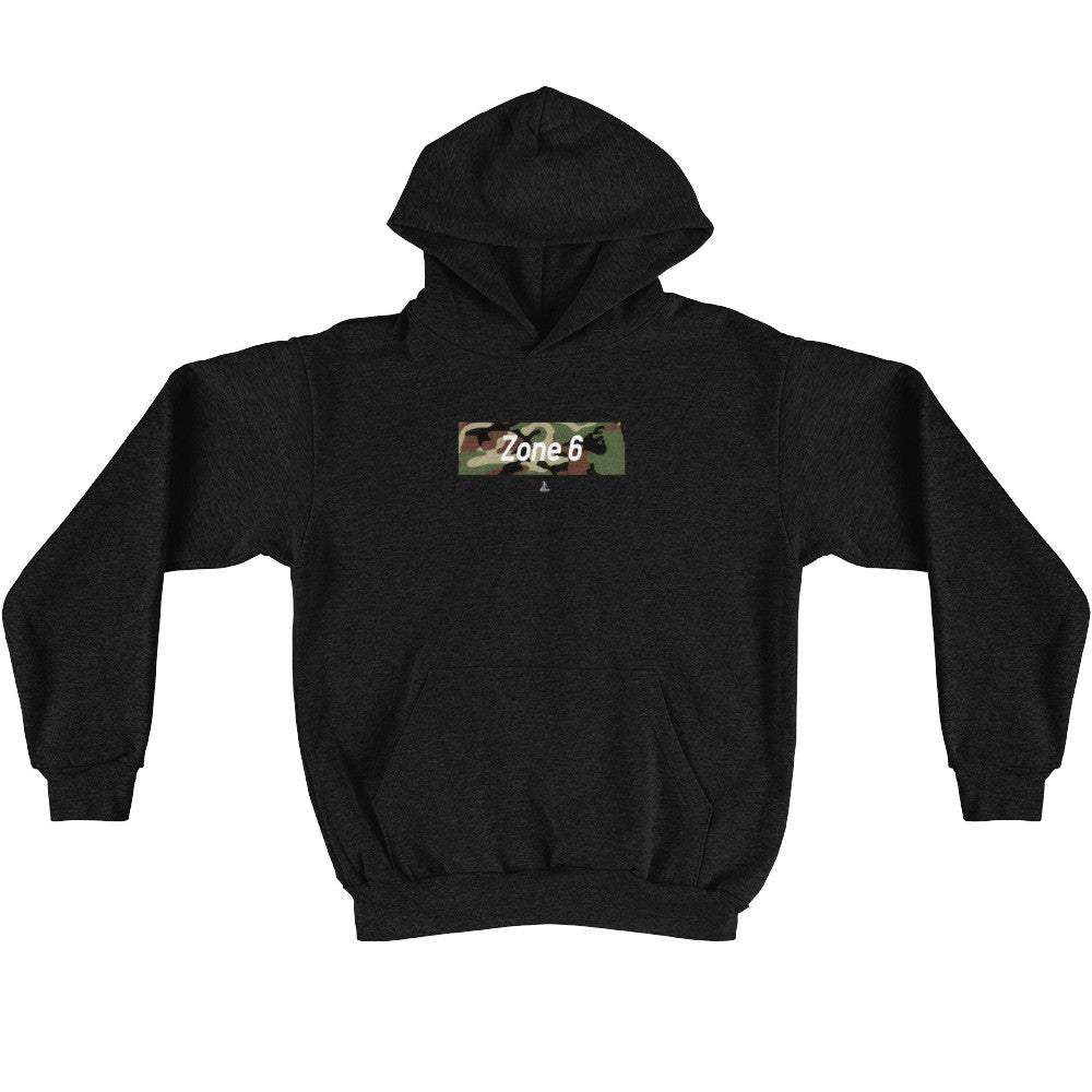 ZONE 6 HOODY - East Coast Craft