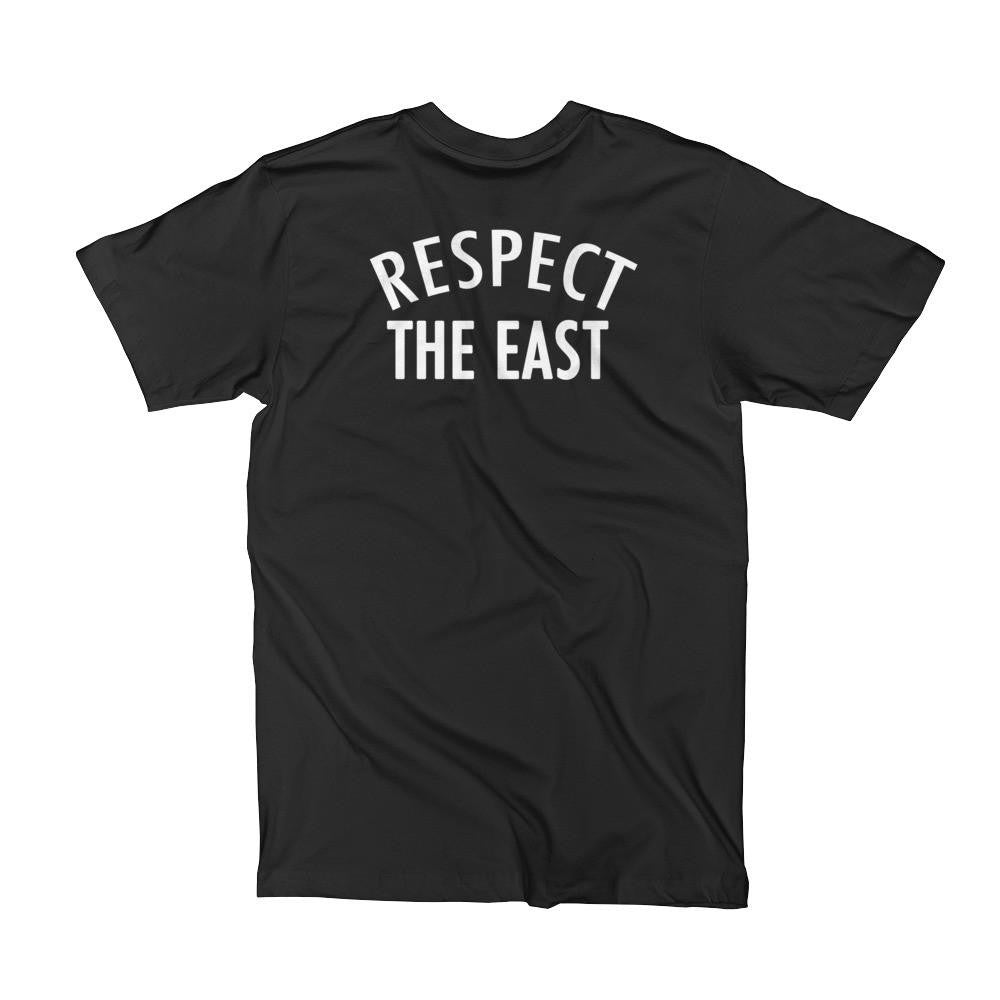 RESPECT THE EAST TEE - East Coast Craft
