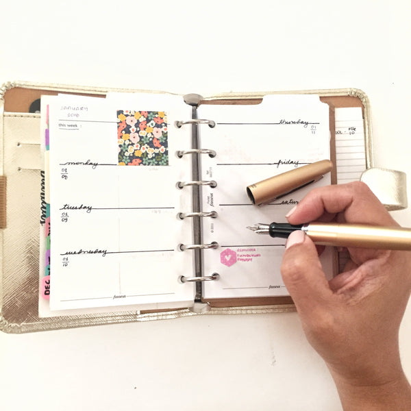 TOP 3 Reasons why you should start a planner