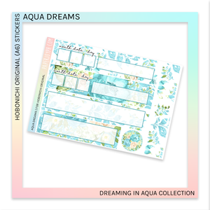 HOBONICHI ORIGINAL (A6) | Aqua Dreams