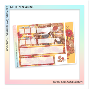 HOBONICHI ORIGINAL (A6) | Autumn Anne
