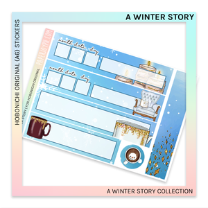 HOBONICHI ORIGINAL (A6) | A Winter Story