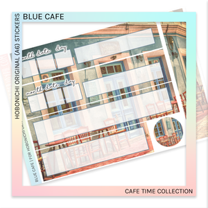 HOBONICHI ORIGINAL (A6) | Blue Cafe