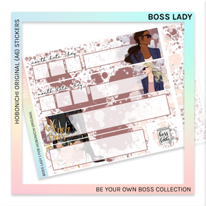 HOBONICHI ORIGINAL (A6) | BOSS LADY