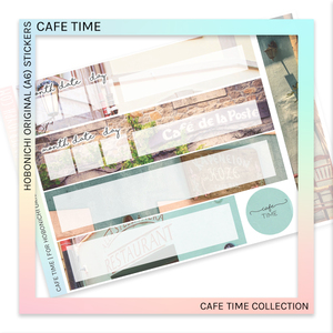 HOBONICHI ORIGINAL (A6) | Cafe Time