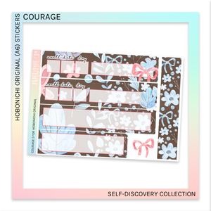 HOBONICHI ORIGINAL (A6) | COURAGE