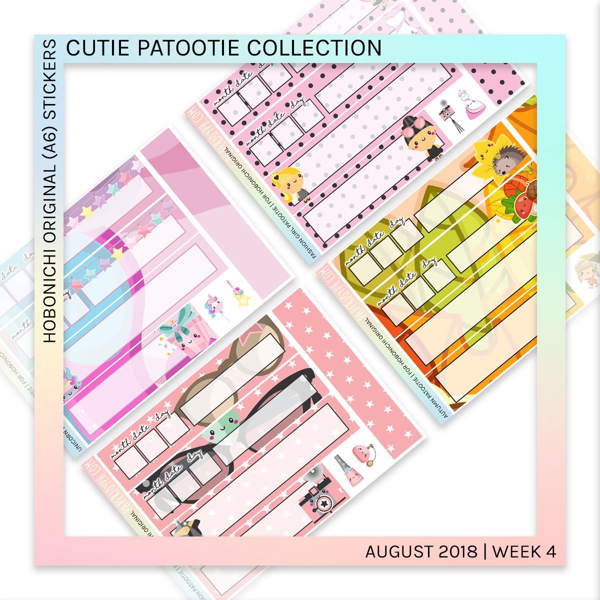 HOBONICHI ORIGINAL (A6) | Fashion Patootie