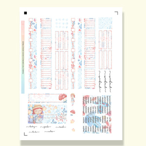 FREE PRINTABLES | HOBONICHI WEEKS | Found