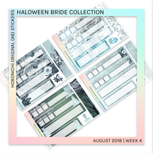 HOBONICHI ORIGINAL (A6) | Halloween Bride