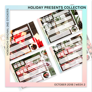 HOBONICHI ORIGINAL (A6) | Holiday Presents