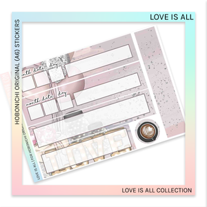 HOBONICHI ORIGINAL (A6) | Love is All