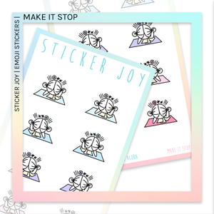 STICKER JOY | Make It Stop