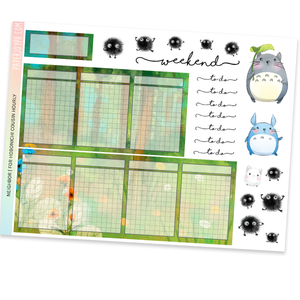 HOBONICHI COUSIN | HOURLY STICKER KIT | Neighbor